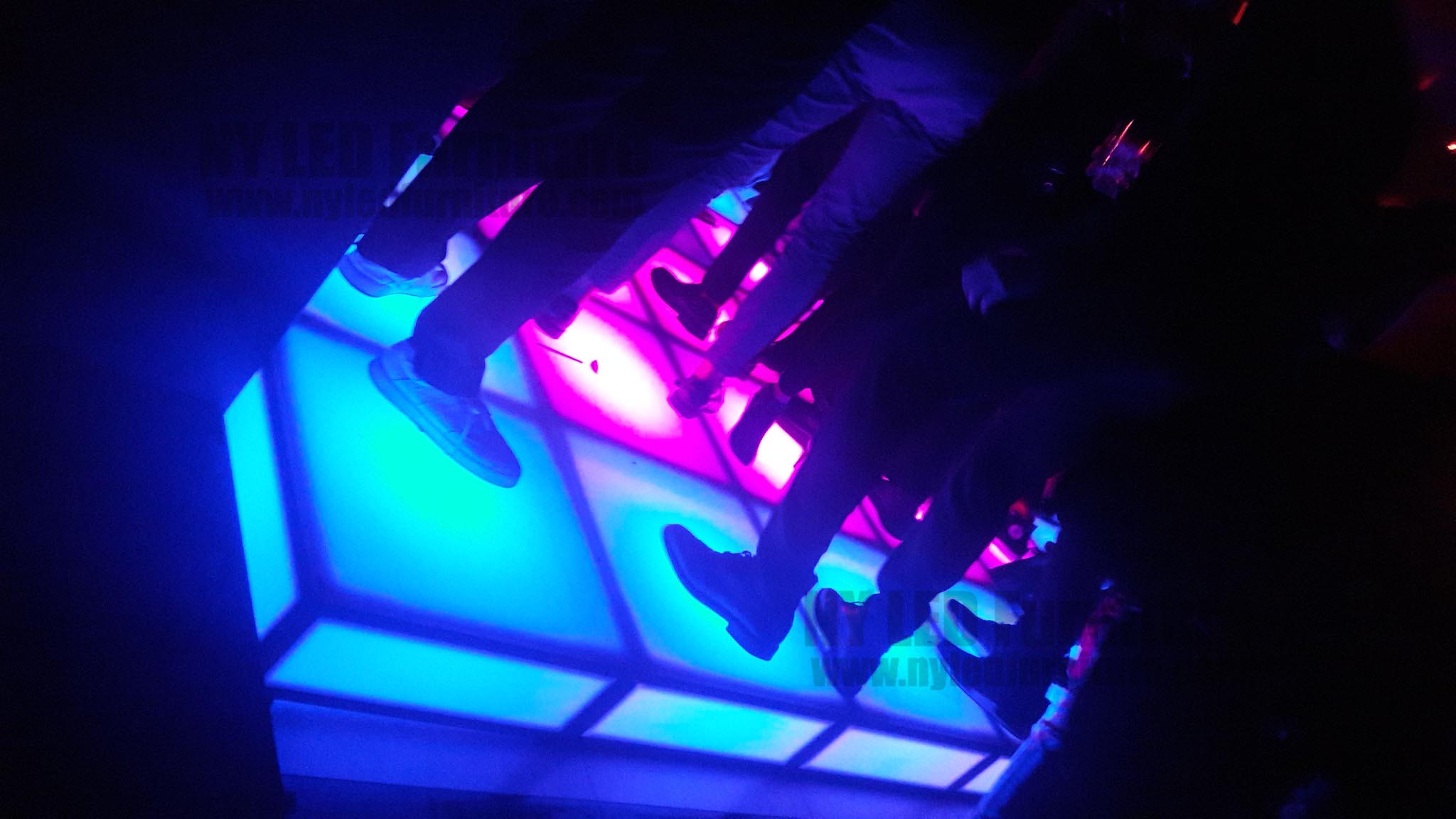 LED Event Dance Floor Rental NYC, NY
