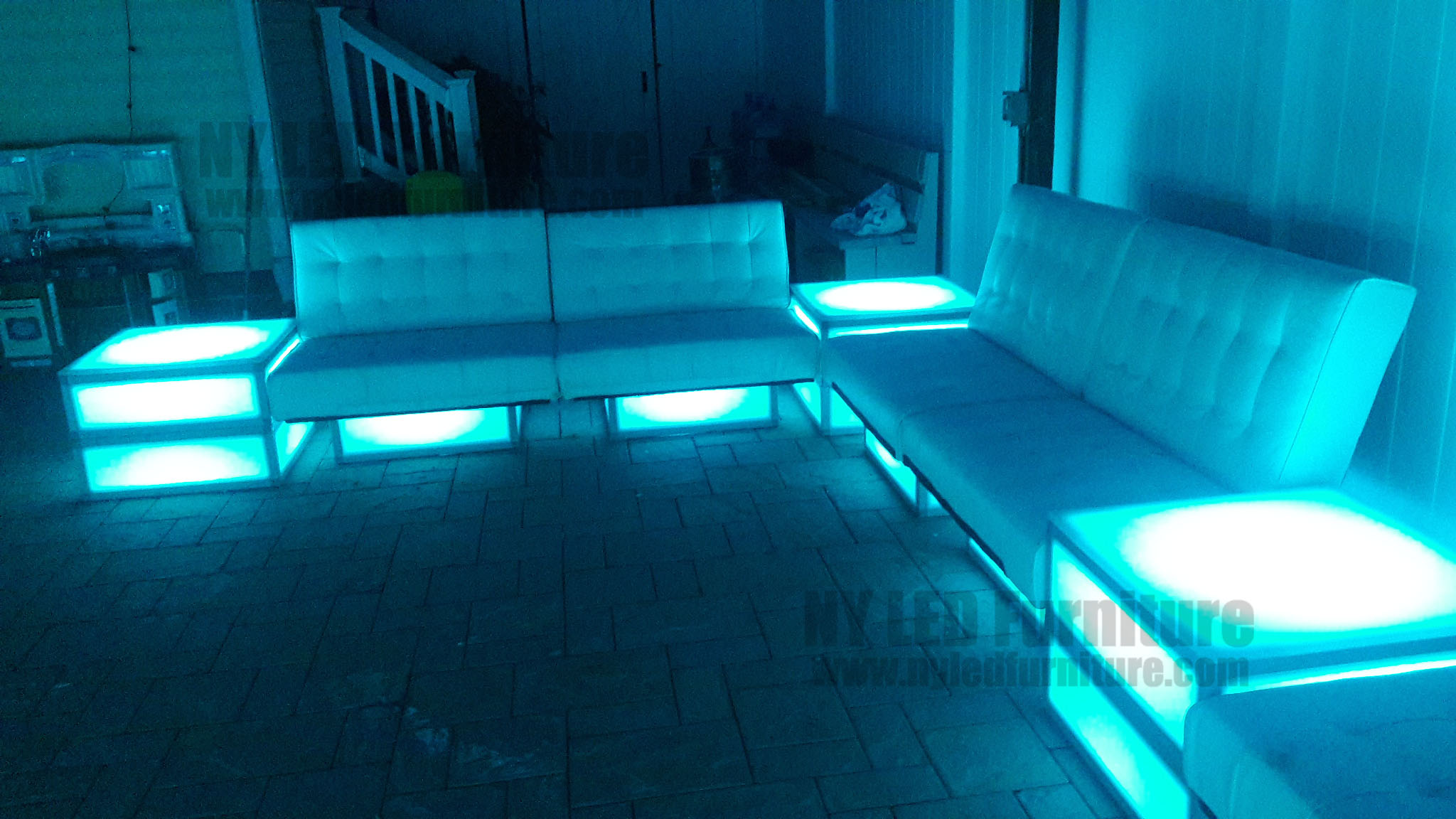 LED Event Sofa Rental