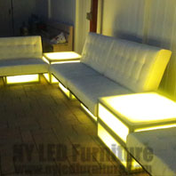 LED Party Sofa Rental