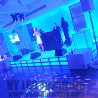 LED Party Stage Rental