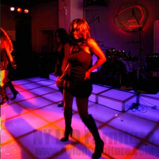 LED Light Up Dance Floor Rental