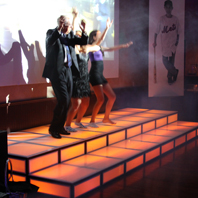 Glow Dance Stages | CT Rentals