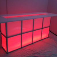 Buy Custom LED bar for Ice In NYC