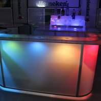 Buy Custom Facade for LED Bar in NYC
