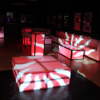 Holiday Party LED Dance Stage Rental NJ