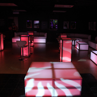 Company Party LED Dance Stage Rental NJ