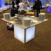Rent LED Banquet Table