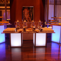 LED Banquet Table Renting