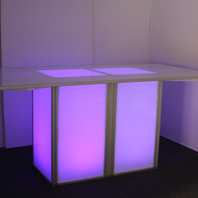 BUY a LED Banquet Table