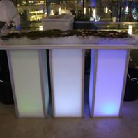 Buying a LED Banquet Table