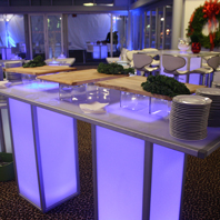 LED Banquet Table Service
