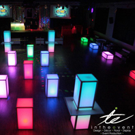 Best LED Party Furniture Sales NYC