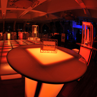 Rent LED Tables for Parties in New York City