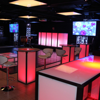 LED lounge set up Rental in New Jersey