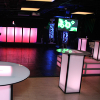 New Jersey Holiday LED Party Rental