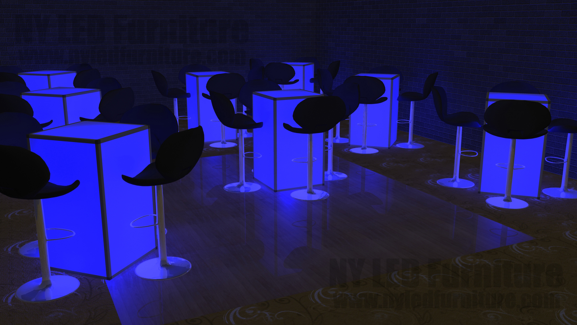 Cocktail table rental ct