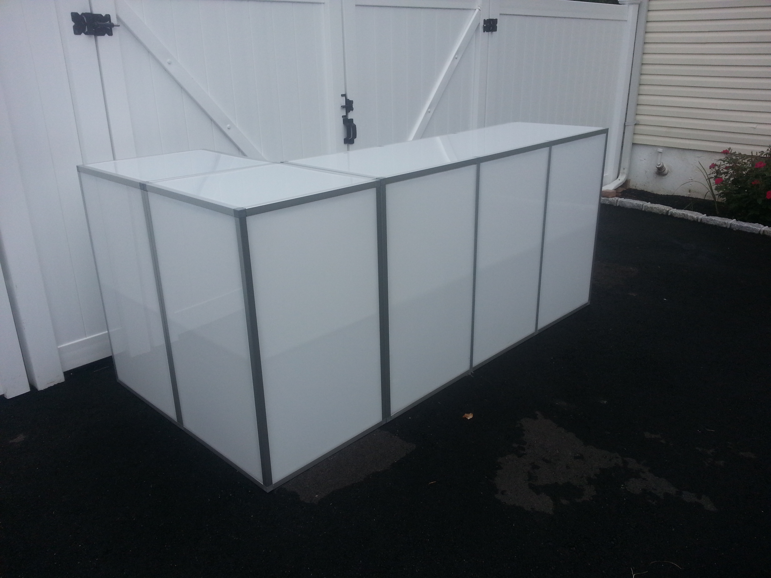 Portable Bar Rental in Selden, Long Island